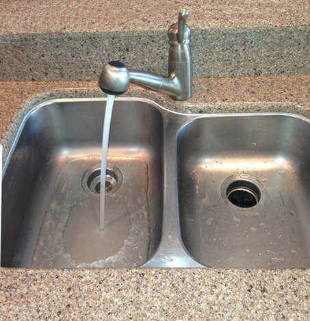 Plumbing Tips - Clogged Kitchen Sink